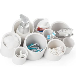 Boon Stash Multi-Room Organizer, White