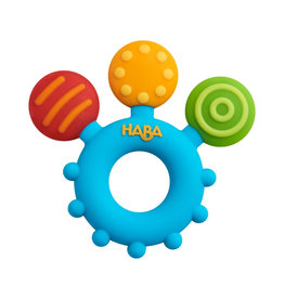 Haba Silicone Teether Color Interplay
