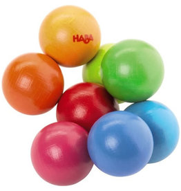 Haba Clutching Toy, Magica Balls