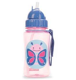 Skip Hop Zoo Straw Bottle, Butterfly