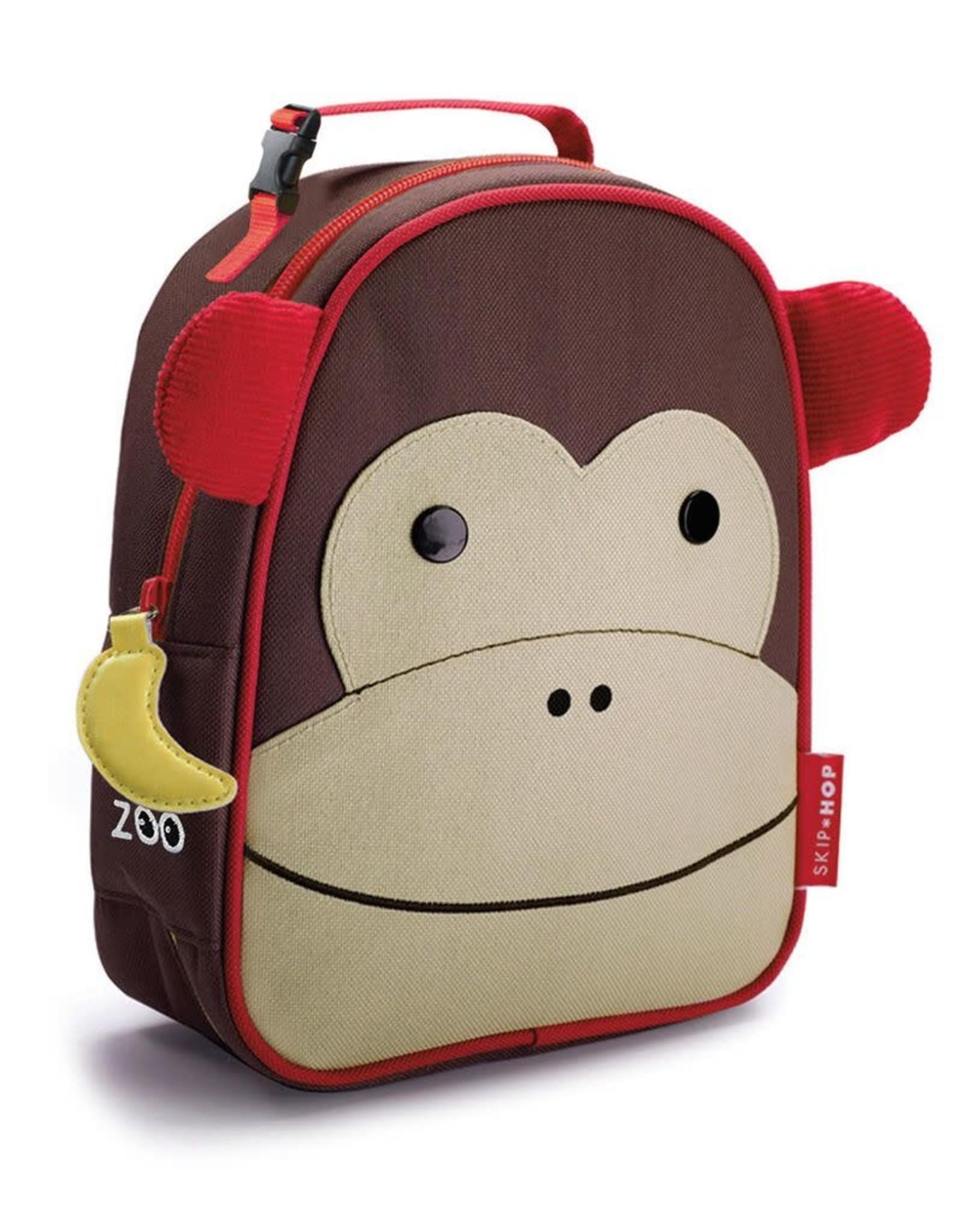 Skip Hop Zoo Lunchie, Monkey