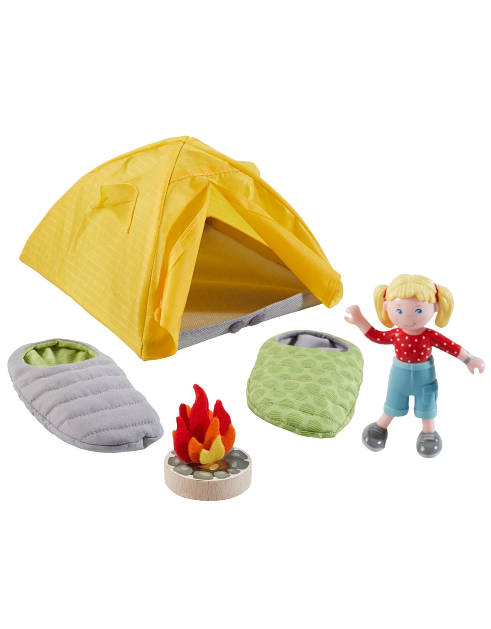 Haba Little Friends, Camping Tents & Sleeping Bags