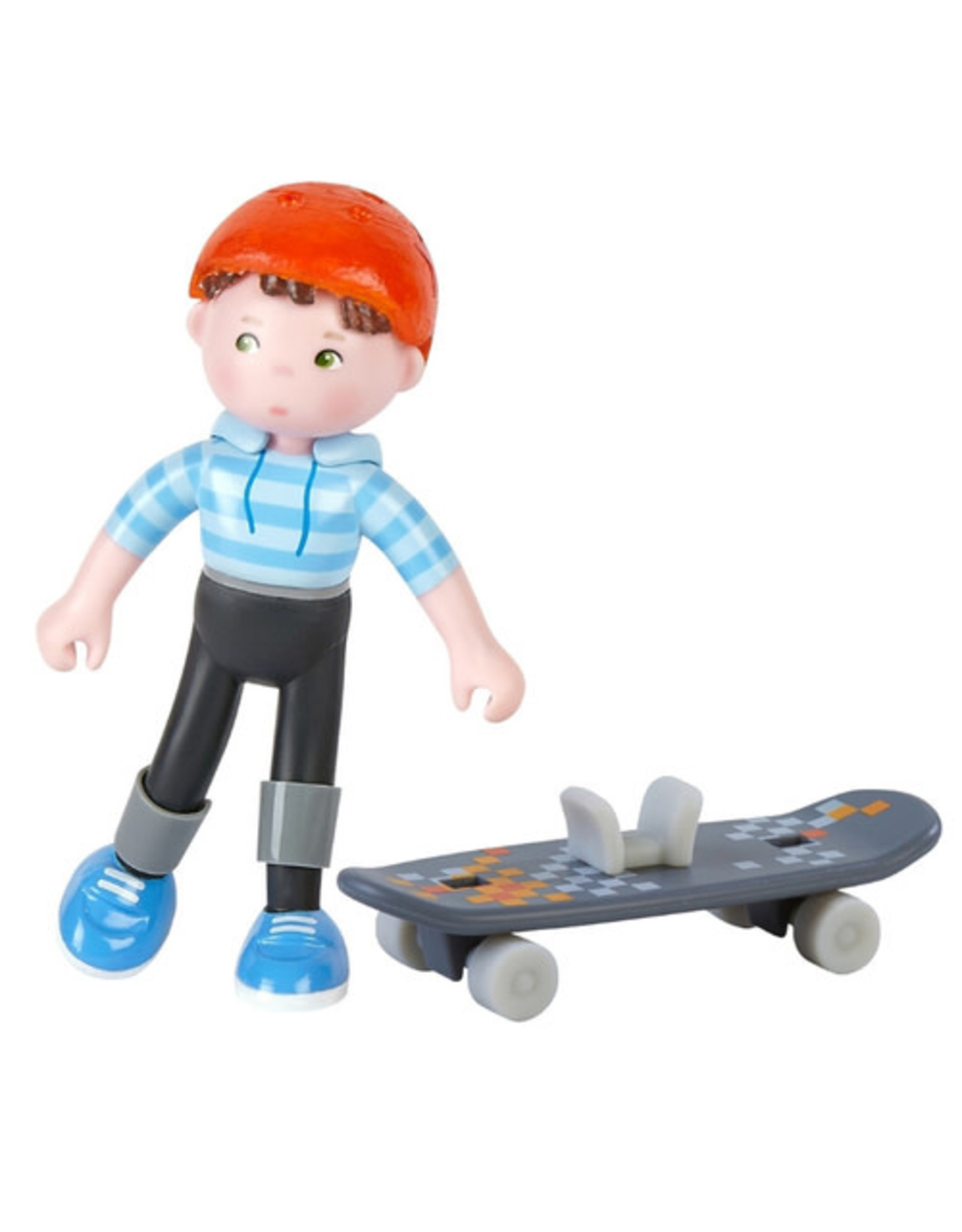 Haba Little Friends, Marc Skateboarder