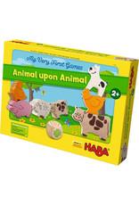 Haba My Very First Games , Animal Upon Animal