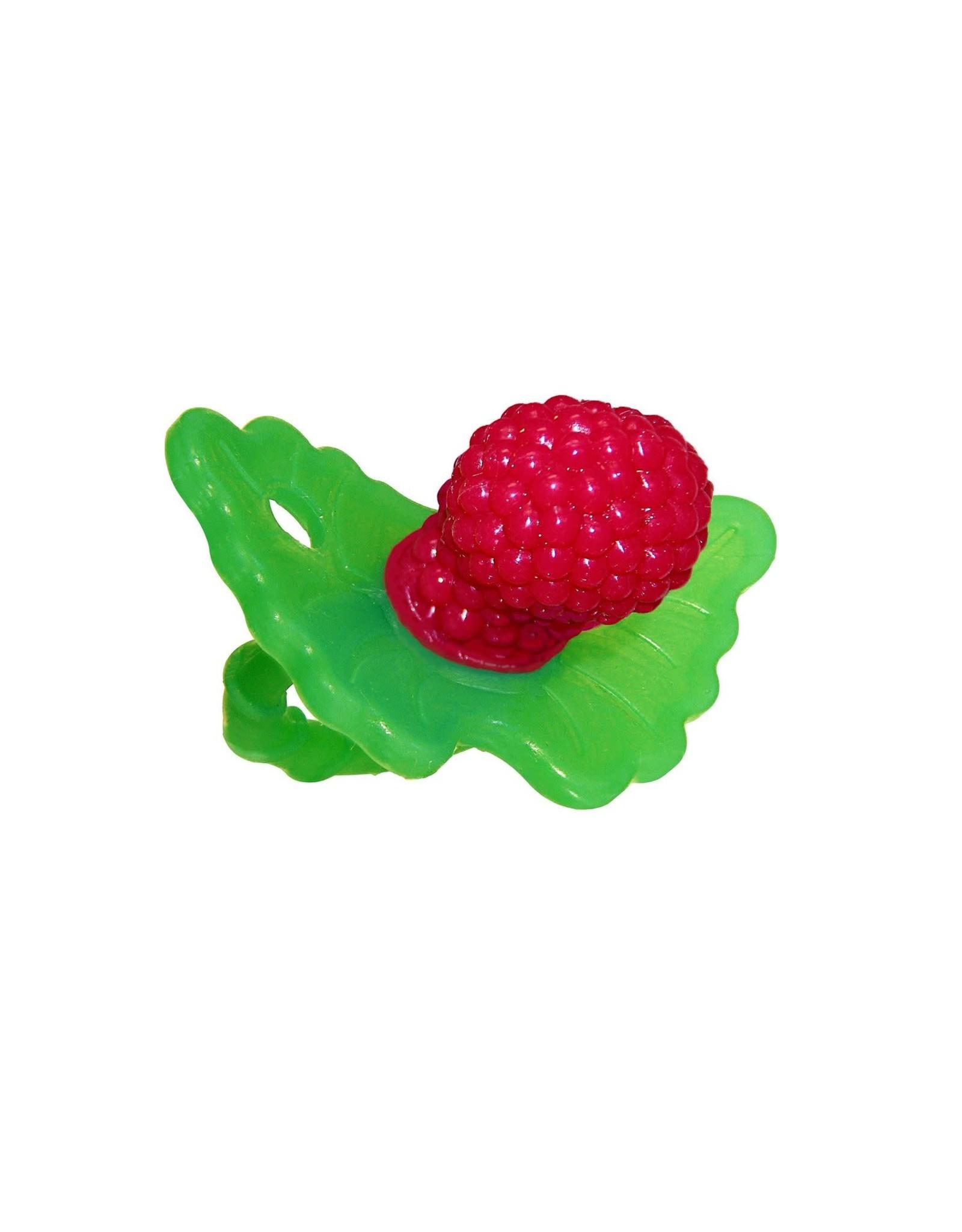 RazBaby Razberry Teether, Red
