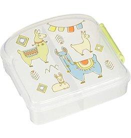 Sugarbooger Good Lunch Sandwich Box, Mama Llama
