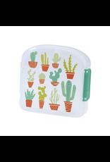Sugarbooger Good Lunch Sandwich Box, Happy Cactus