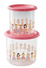 Sugarbooger Good Lunch Snack Containers Large, Princess