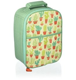 Sugarbooger Zippee Lunch Tote, Happy Cactus