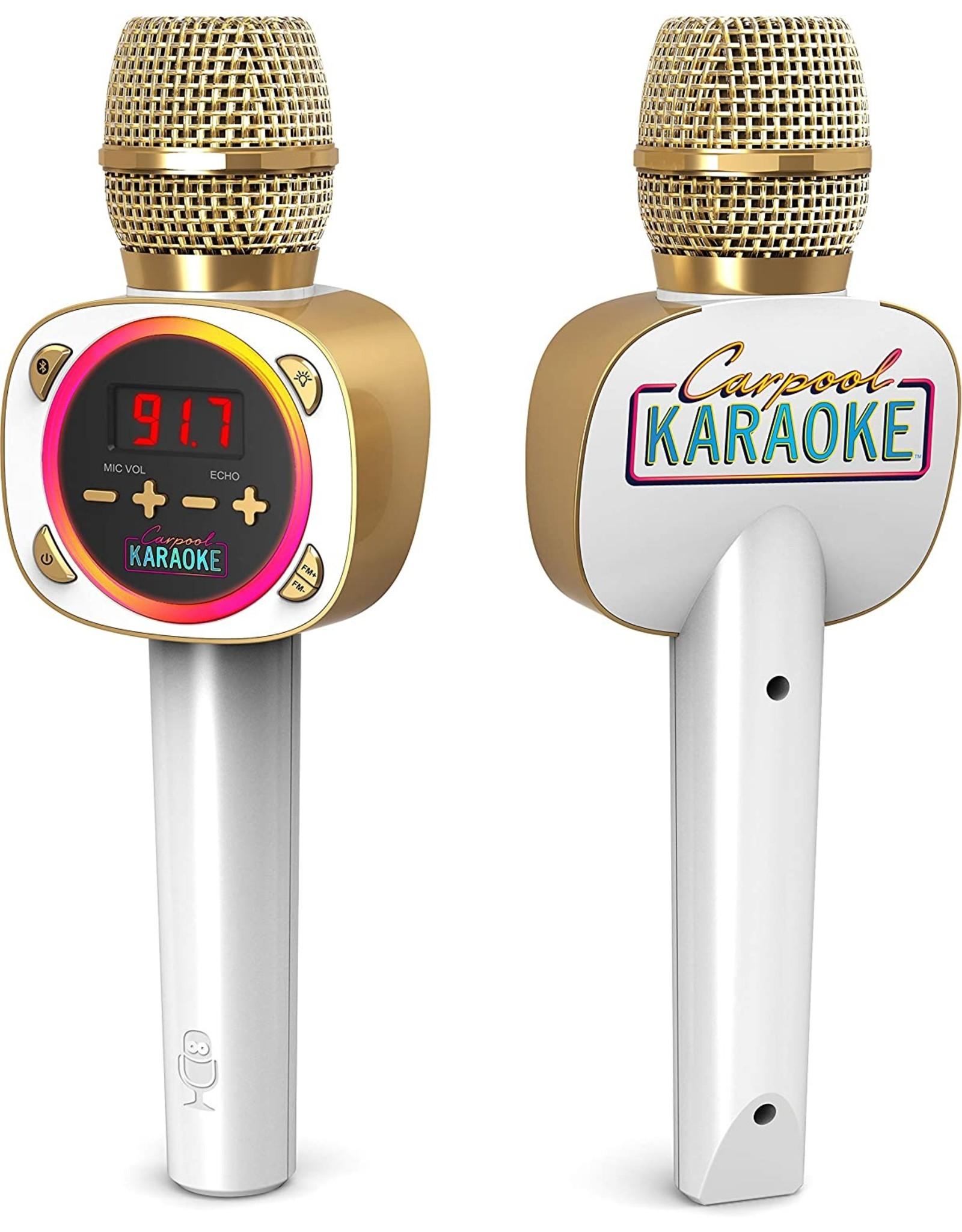 Alliance Entertainment Carpool Karaoke Mic