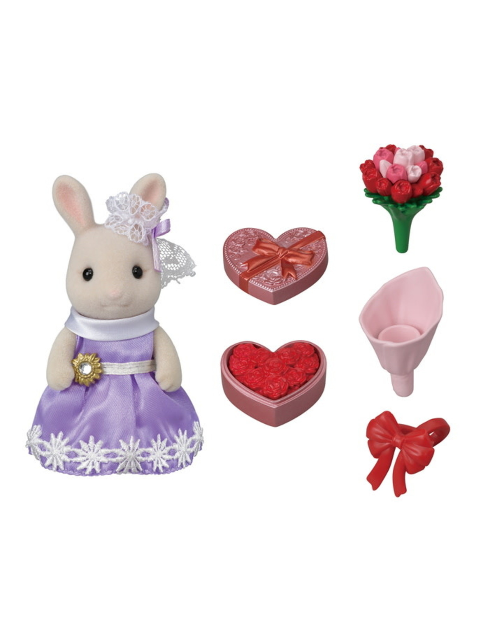 Calico Critters Calico Critters Flower Gifts Playset