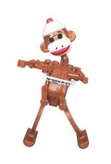 California Creations Noggin Bop Sophie Sock Monkey