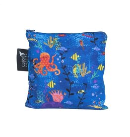 Colibri Reusable Snack Bag Large, Under The Sea