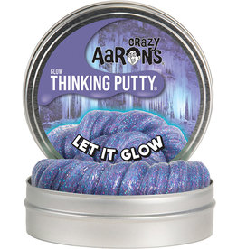 Crazy Aaron's Putty World Thinking Putty,  Let it Glow
