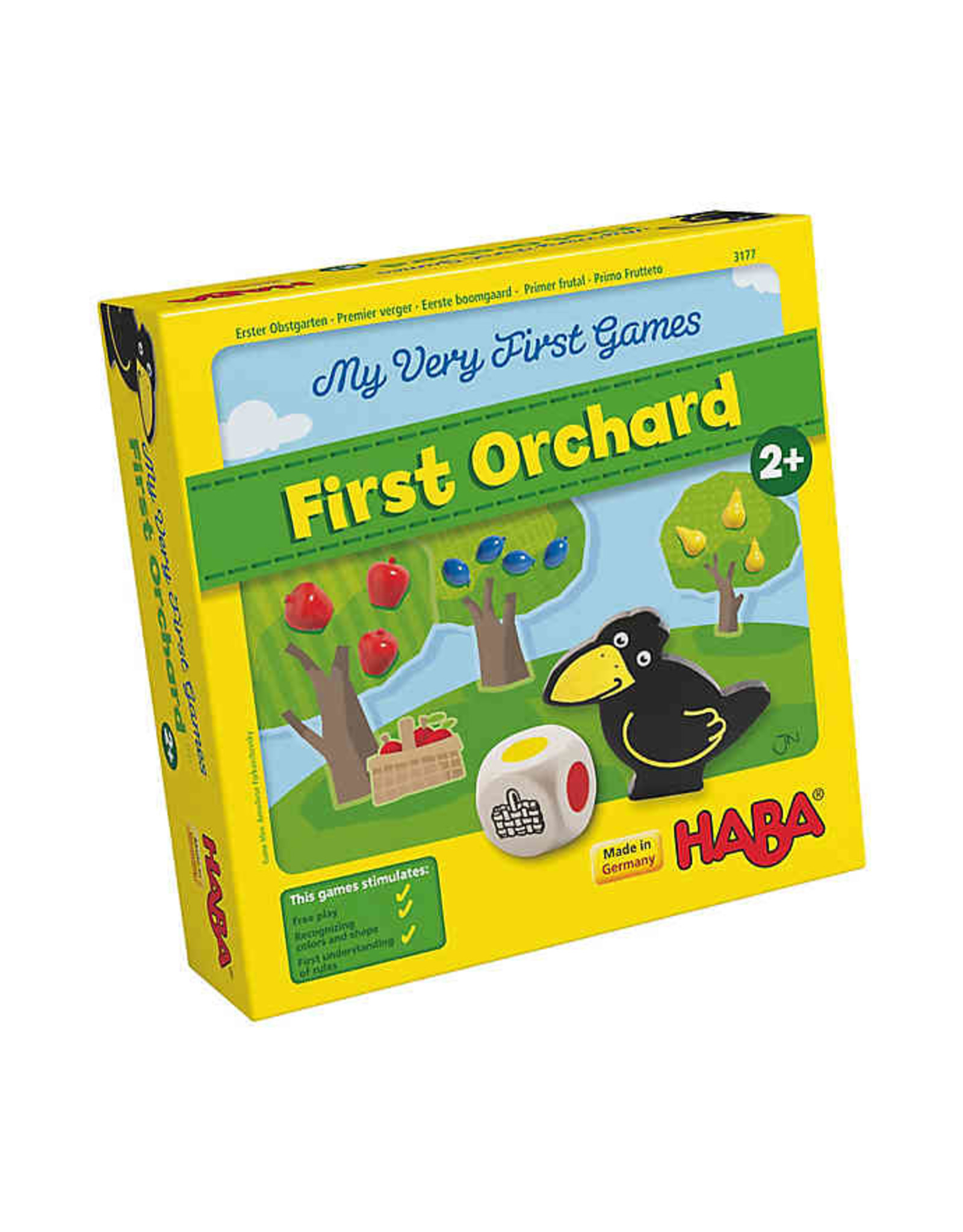Haba My Very First Games, My First Orchard