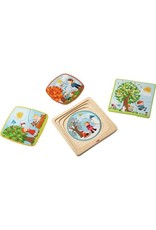 Haba Wooden Puzzle, My Time of the Year