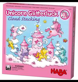 Haba Unicorn Glitterluck, Cloud Stacking