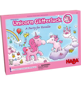 Haba Unicorn Glitterluck, A Party for Rosalie