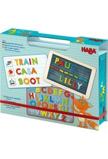 Haba Magnetic Game Box ABC Expedition