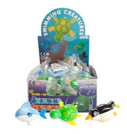 HANS Swimming Creatures Wind Up Assorted