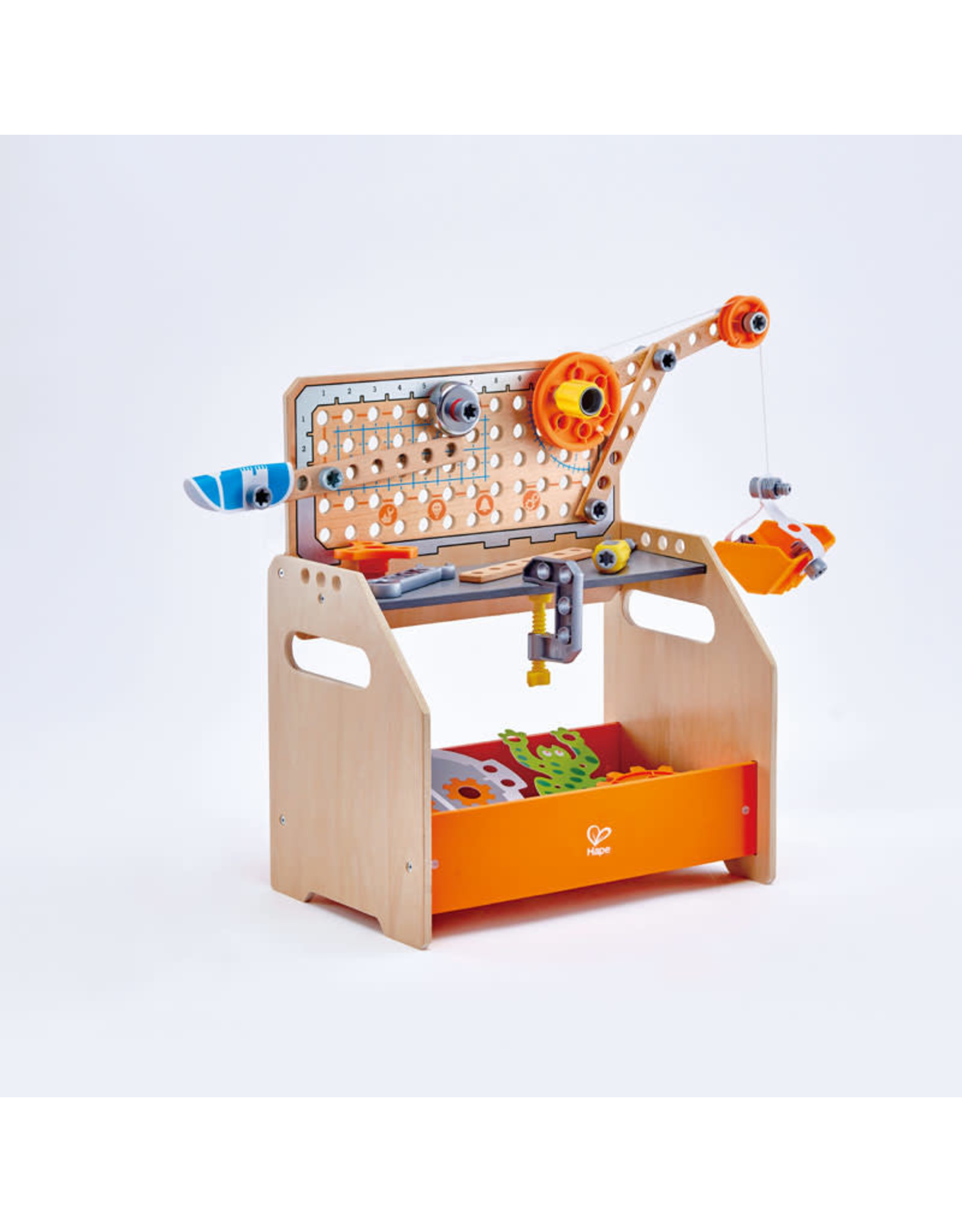 Hape Junior Inventor, Discovery Scientific Workbench