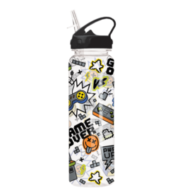 Iscream Water Bottle, Gamer