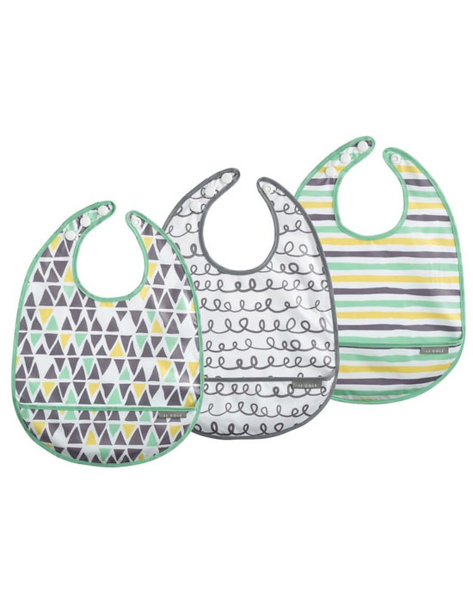 JJ Cole JJ Cole Bib Set, Prisms