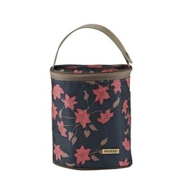 JJ Cole Bottle Cooler, Navy Floral