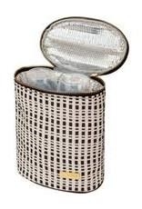 JJ Cole Bottle Cooler, Dashed Stripe