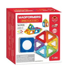 Magformers Magformers, Basic Plus, 14 pcs