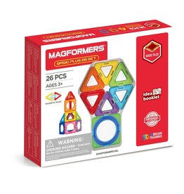 Magformers Magformers, Basic Plus, 26 pcs