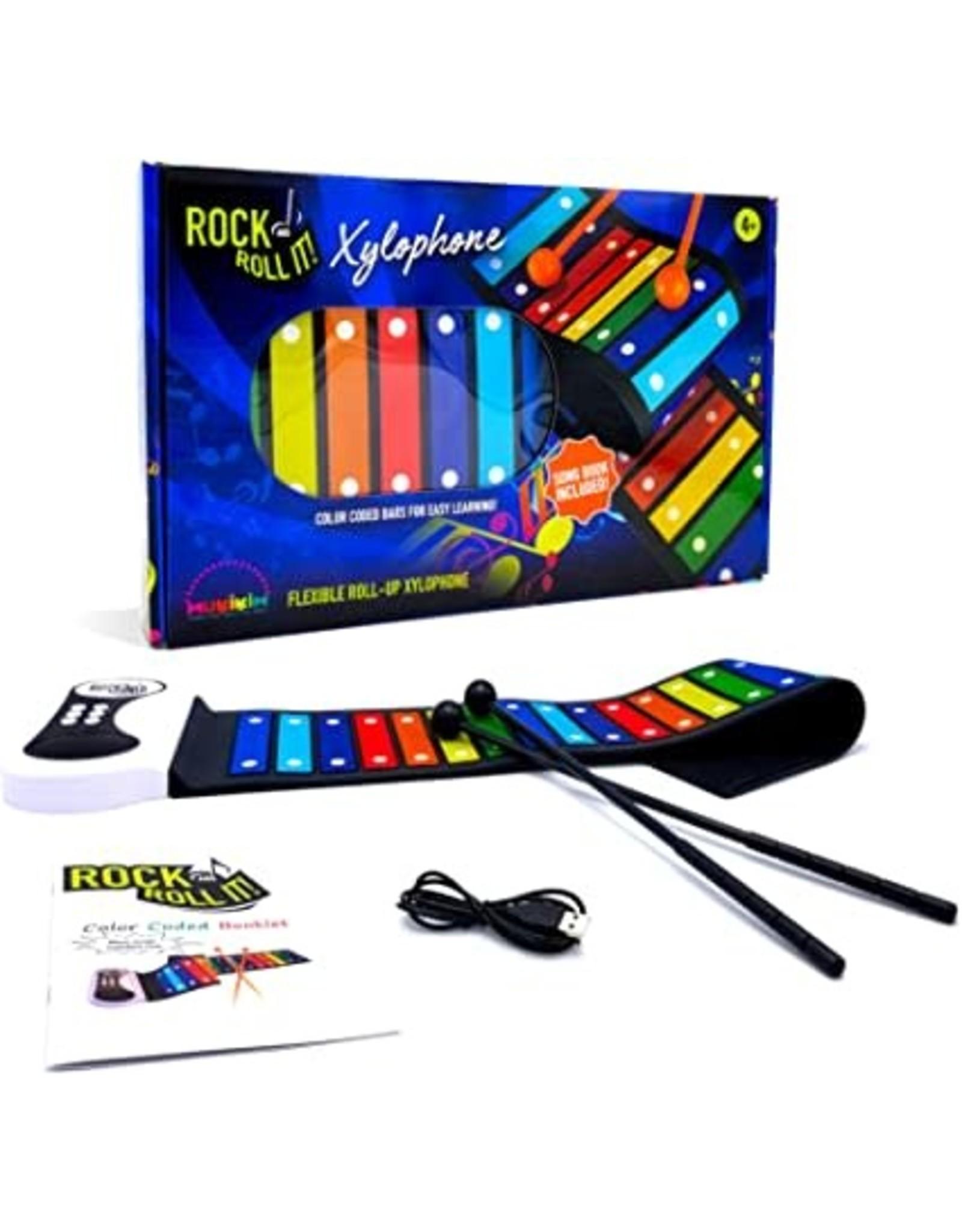 Mukikim Rock 'N' Roll it! Xylophone