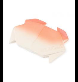 Oli & Carol H2Origami Crab Teether & Bath Toy