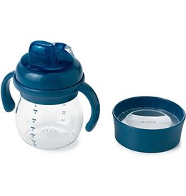 Oxo Oxo Transition Sippy Cup Set 6oz - Navy