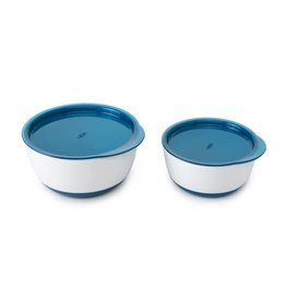 Oxo Oxo Tot Small/Large Bowl Set - Navy