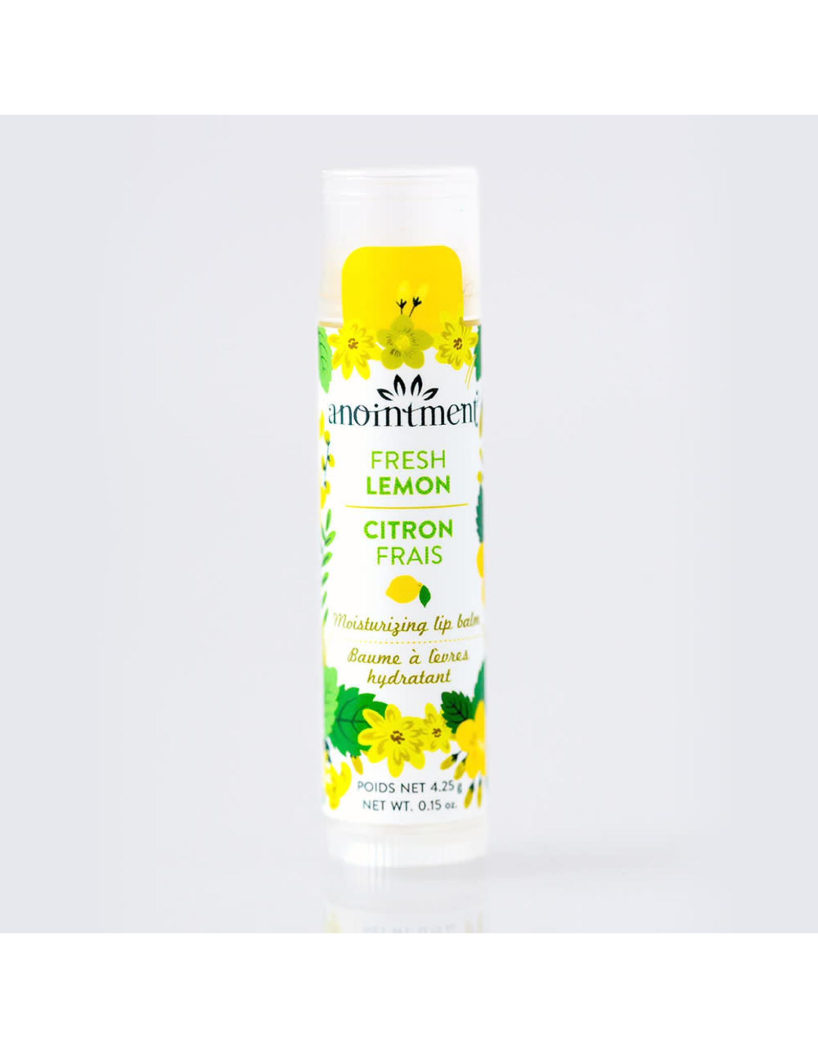 Anointment Lemon Lip Balm