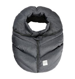 7 A.M. Enfant Cocoon, Heather Dark Grey