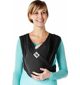 Baby K'Tan Baby K'Tan Breeze Mesh/Interlock Charcoal (S)