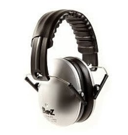 Banz Banz, Kids Hearing Protection 2-10 years, Silver