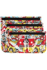 Bumkins DC Comics Clear Travel Bags, Wonder Woman