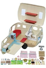 Calico Critters Calico Critters Caravan Family Camper