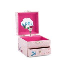 Djeco Music Box/Jewelry Box, Finch's Melody
