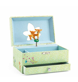 Djeco Music Box/Jewelry Box, The Fawn's Song