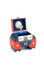 Djeco Music Box/Jewelry Box, Polo 12