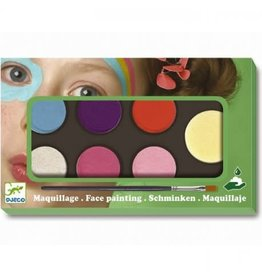 Djeco Make Up, 6 Colours, Sweet