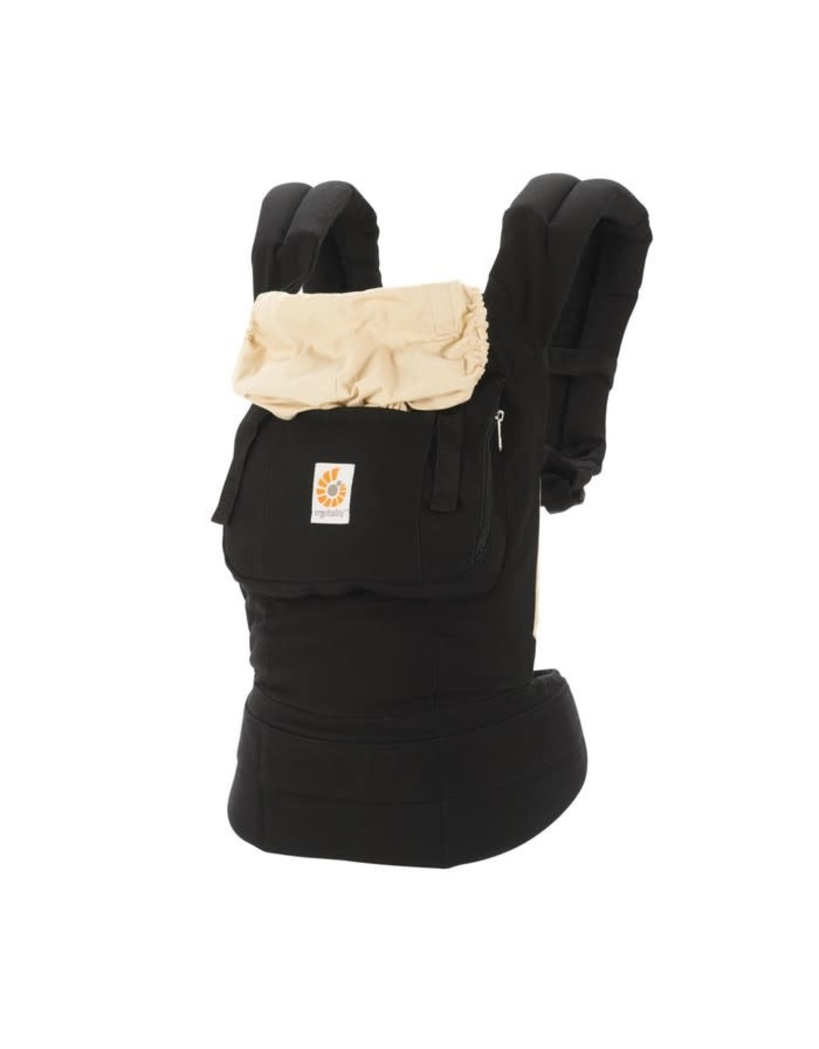 ERGO Baby Ergobaby Original Carrier, Black/Camel