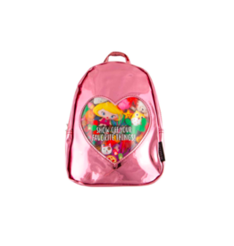 Fashion Angels ITA Collection Mini Backpack, Pink Mirror
