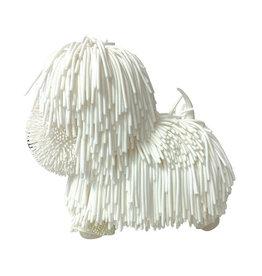 Fashion Angels Cha Cha The Prancing Pup, White