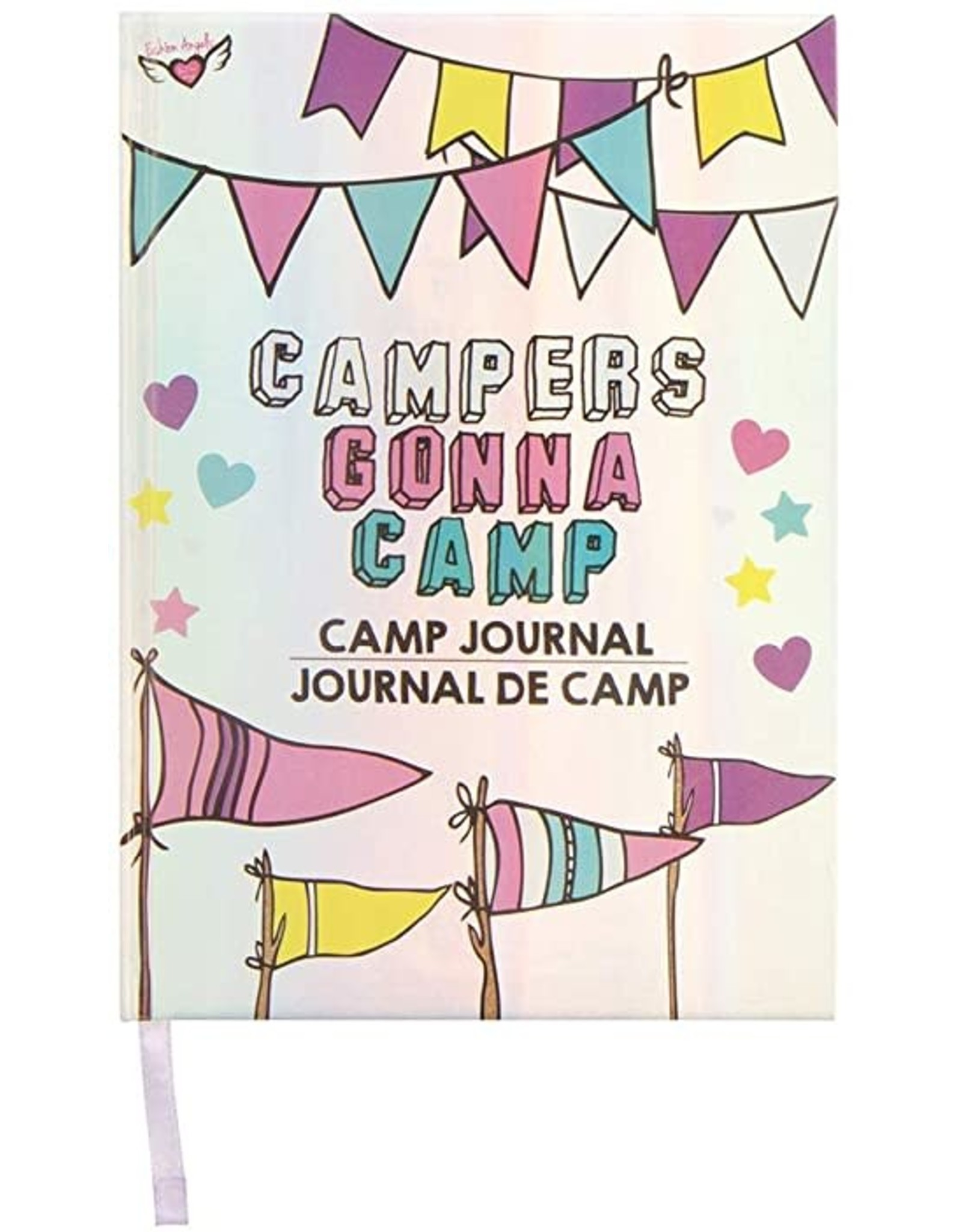 Fashion Angels Campers Gonna Camp Journal