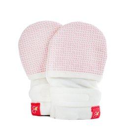 Goumi Goumimitts 0-3M, Drops Pink